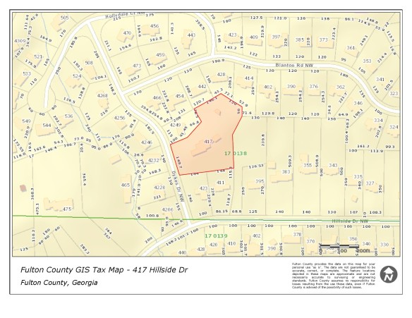 Maps and Boundaries – Meredith House