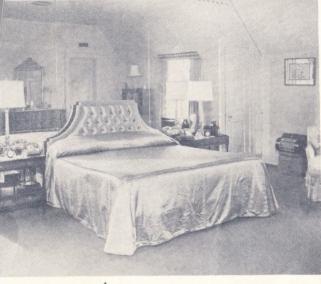 Bedroom 1953
