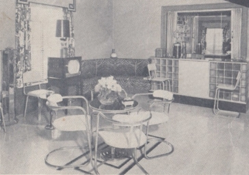 Game Room 1953