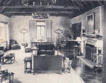 Great Hall 1953