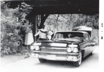 Porte-cochere 1959