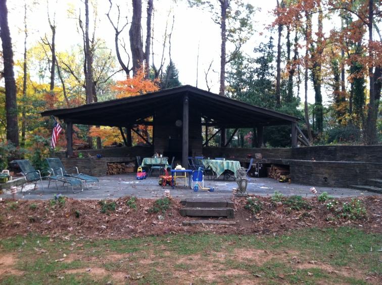 Rock BBQ Pit 2011
