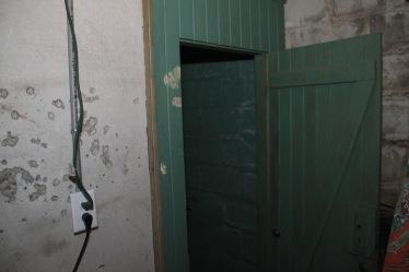 Door to Help Bathroom